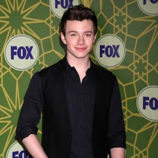 Chris Colfer - Fox 2012 All Star Winter Party - Arrivals