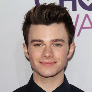 Chris Colfer in People's Choice Awards 2013 - Red Carpet Arrivals