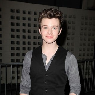 Chris Colfer in Premiere of FX's American Horror Story