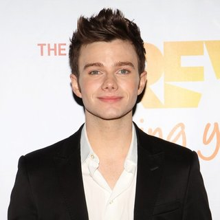 Chris Colfer - The Trevor Project Host TrevorLIVE Los Angeles Benefit