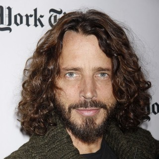 Chris Cornell in 2012 NY Times Arts and Leisure Weekend - TimesTalks - Day Three