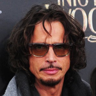Chris Cornell, Soundgarden in The World Premiere of The Film Musical Into the Woods - Arrivals