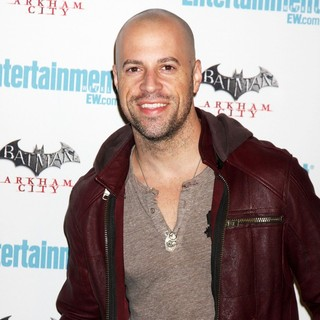 Chris Daughtry in Comic Con 2011 Day 3 - Entertainment Weekly Party - Arrivals