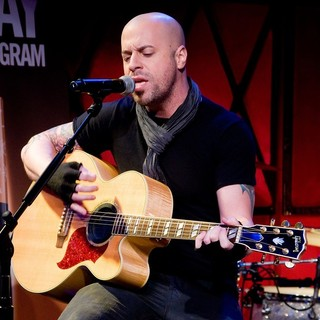 Chris Daughtry, DAUGHTRY in The Live Facebook Concert to Celebrate The Launch of Duracell Holiday Insurance Program - Inside