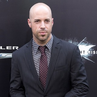 Chris Daughtry, DAUGHTRY in The Dark Knight Rises New York Premiere - Arrivals