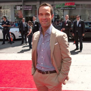 Chris Diamantopoulos in The World Premeire of The Three Stooges - Arrivals