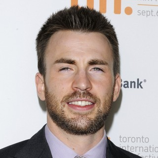 Chris Evans in 2012 Toronto International Film Festival - The Iceman - Premiere Arrivals