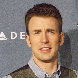 Chris Evans in 24th Annual GLAAD Media Awards - Arrivals