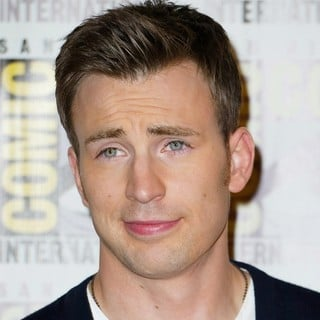Chris Evans in Comic-Con International 2013 - Marvel - Photocall