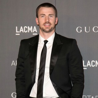 Chris Evans in LACMA 2012 Art + Film Gala - Arrivals