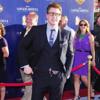 Los Angeles Premiere of Captain America The First Avenger - Arrivals