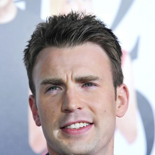 Chris Evans in The World Premiere of What's Your Number? - Arrivals
