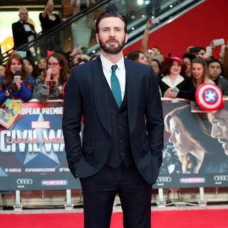 The European Premiere of Captain America: Civil War - Arrivals