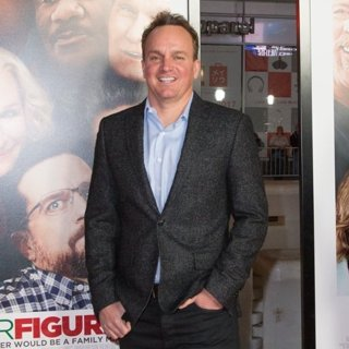 Chris Fenton in Premiere of Father Figures - Arrivals