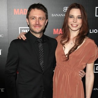 Chris Hardwick in AMC's Special Screening of Mad Men Season 5 - Arrivals
