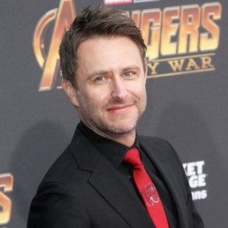 Chris Hardwick in Avengers: Infinity War Premiere