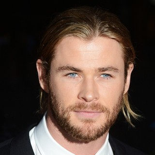 Chris Hemsworth in The GQ Men of The Year Awards 2012 - Arrivals