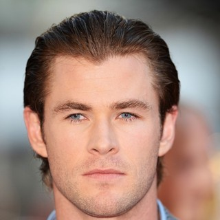 Chris Hemsworth in World Premiere of Rush - Arrivals