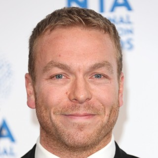 Chris Hoy in National Television Awards 2013 - Press Room