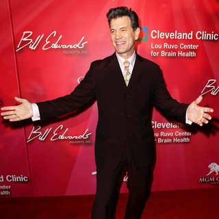 Chris Isaak in Keep Memory Alive Gala - Arrivals