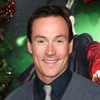 Chris Klein in The Premiere of A Very Harold and Kumar 3D Christmas