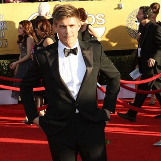 Chris Lowell in The 18th Annual Screen Actors Guild Awards - Arrivals