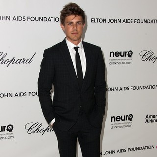 Chris Lowell in The 20th Annual Elton John AIDS Foundation's Oscar Viewing Party - Arrivals