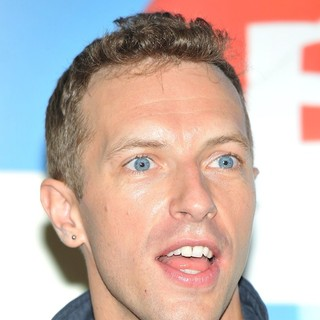Chris Martin, Coldplay in The BRIT Awards 2012 - Winners Board