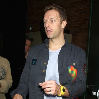 Chris Martin, Coldplay in The Good Morning America Concert Series