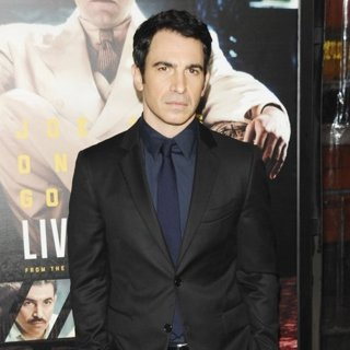 Chris Messina in Live by Night World Premiere