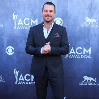 Chris O'Donnell in 49th Annual Academy of Country Music Awards - Arrivals