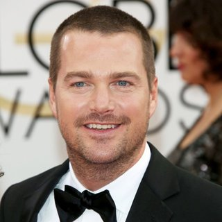 Chris O'Donnell in 71st Annual Golden Globe Awards - Arrivals