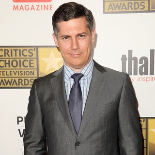 Chris Parnell in 2012 Critics' Choice TV Awards - Arrivals