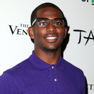 Chris Paul in Chris Paul Hosts Official Top Spin Charity Weekend After-Party