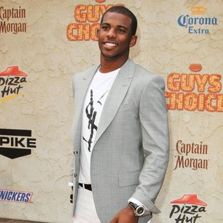 Chris Paul in Spike TV's 5th Annual 2011 Guys Choice Awards - Arrivals