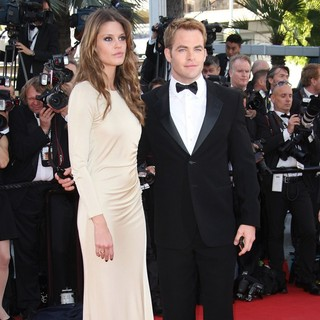 Chris Pine in Moonrise Kingdom Premiere - During The Opening Ceremony of The 65th Cannes Film Festival
