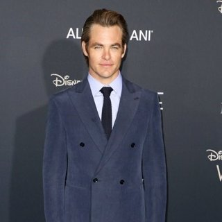 Chris Pine in World Premiere of Disney's A Wrinkle in Time