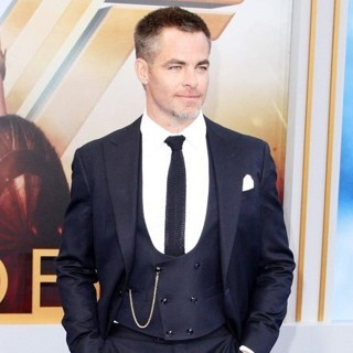 Chris Pine-Wonder Woman World Premiere