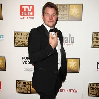 Chris Pratt in 2012 Critics' Choice TV Awards - Arrivals - chris-pratt-2012-critics-choice-tv-awards-02