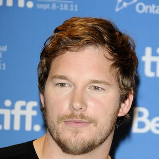 Chris Pratt in 36th Annual Toronto International Film Festival - Moneyball - Press Conference