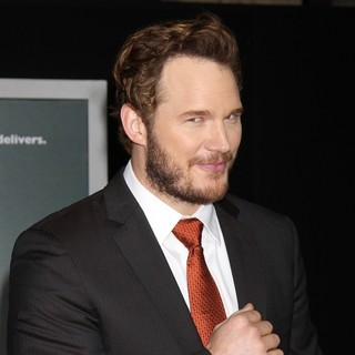 Chris Pratt in Delivery Man World Premiere