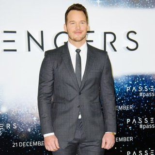 Chris Pratt-Passengers UK Photocall - Arrivals