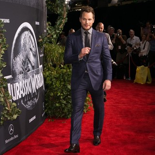 The Premiere of Universal Pictures' Jurassic World - Arrivals