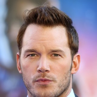Chris Pratt in UK Premiere of Guardians of the Galaxy - Arrivals