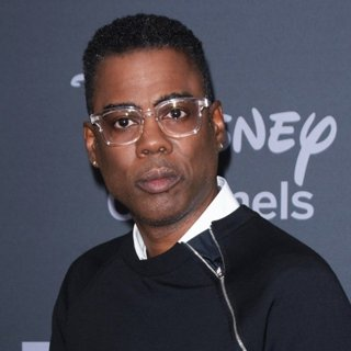 Chris Rock in 2019 ABC Disney Upfront