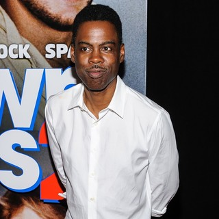Chris Rock in New York Premiere of Grown Ups 2