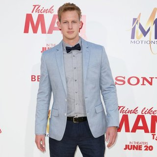 Chris Sheffield in Film Premiere of Think Like a Man Too