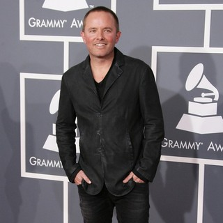 Chris Tomlin in 55th Annual GRAMMY Awards - Arrivals