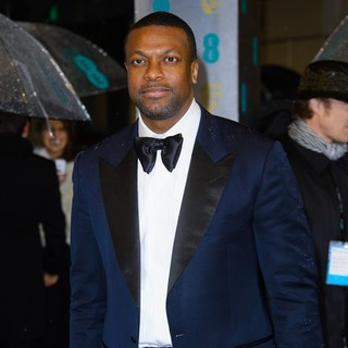 Chris Tucker in The 2013 EE British Academy Film Awards - Arrivals