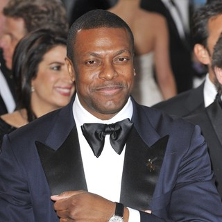 Chris Tucker in The 85th Annual Oscars - Red Carpet Arrivals